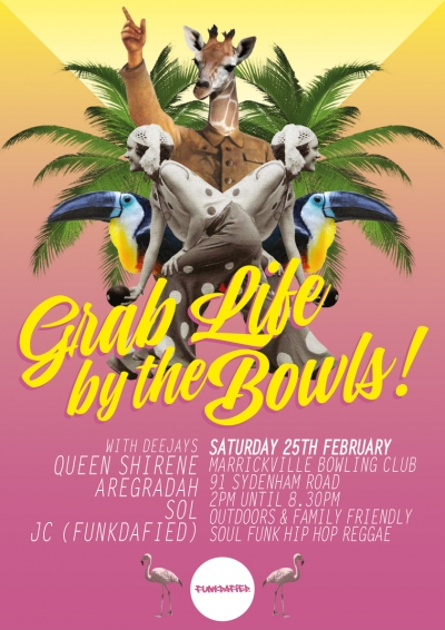 Grab Life By The Bowls! February 2017 Edition
