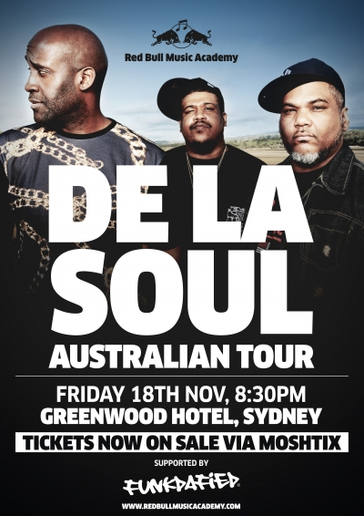 De La Soul at The Greenwood Hotel