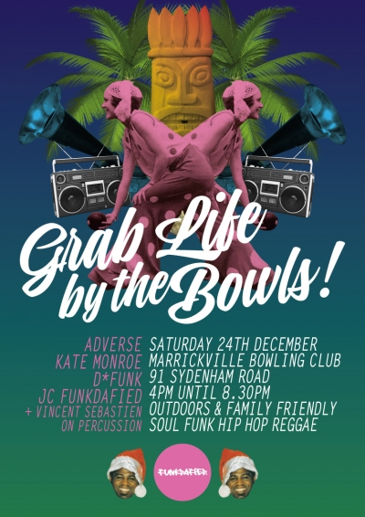 Grab Life By The Bowls! December Edition