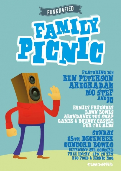 Funkdafied Family Picnic