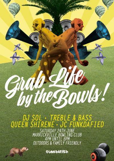 Grab Life by the Bowls- June Edition