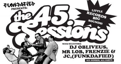The 45 Sessions