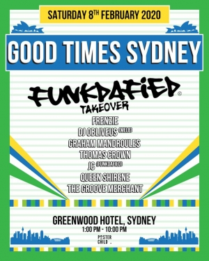 Funkdafied Takeover at Good Times